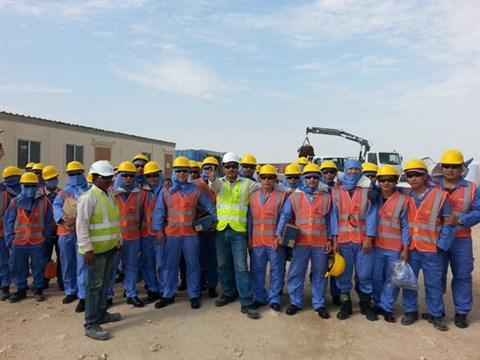 Le Vietnam veille a la situation de ses travailleurs au Qatar hinh anh 1