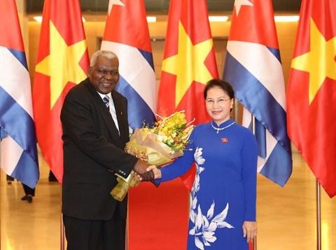 Le president de l'Assemblee nationale cubaine termine sa visite au Vietnam hinh anh 1