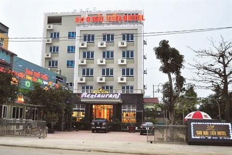 Hai Tien, nouvelle perle du tourisme balneaire a Thanh Hoa hinh anh 2