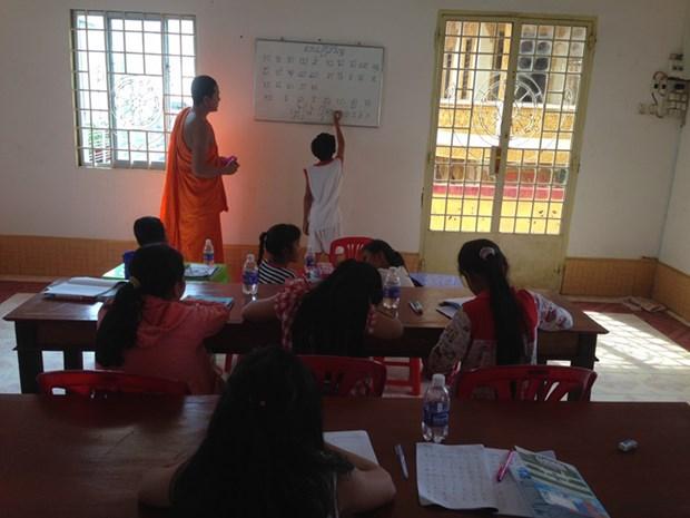 A Can Tho, un cours de khmer pas comme les autres hinh anh 1