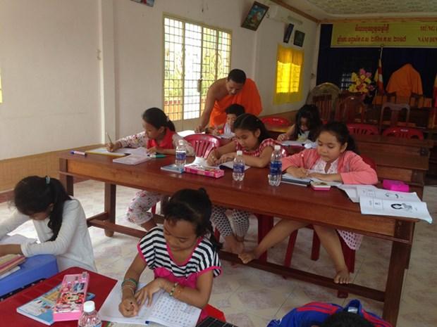 A Can Tho, un cours de khmer pas comme les autres hinh anh 2