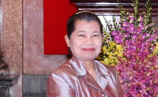 "Le Vietnam, ""grand ami qui a aide a batir la paix pour le Cambodge"" hinh anh 1"