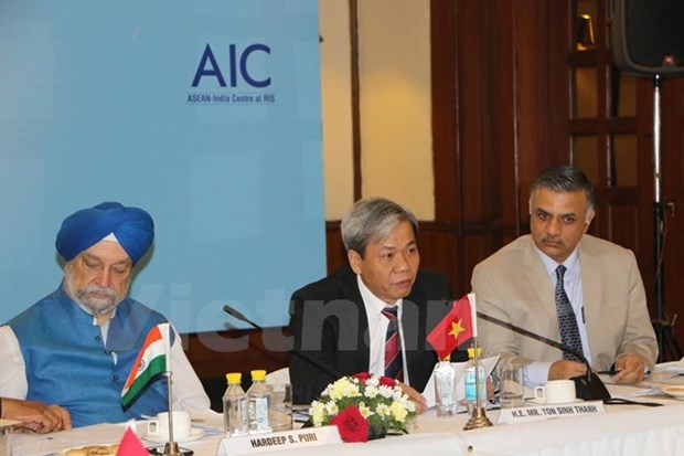 Celebration de l'anniversaire du partenariat Inde-ASEAN a New Delhi hinh anh 1