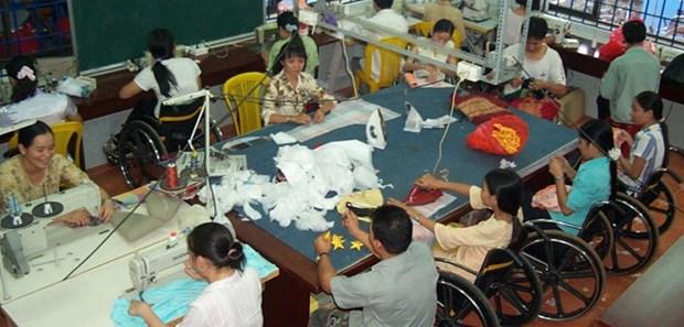 La coooperation internationale indispensable pour promouvoir les droits des personnes handicapees hinh anh 1
