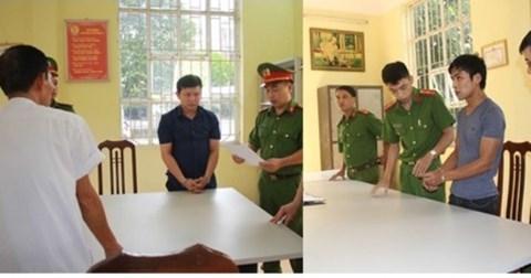 Trois personnes interpelees apres l'incident medical a Hoa Binh hinh anh 1