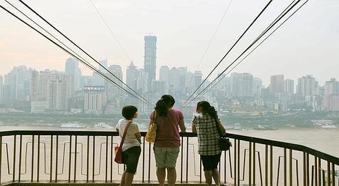 La Chine elargit son sevice de fret routier vers l'Asie du Sud-Est hinh anh 1