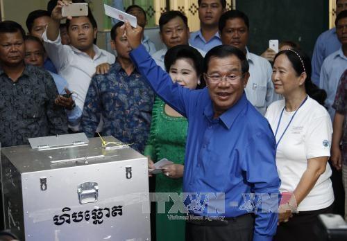 Cambodge : les resultats des communales sont connus, le PPC les accepte hinh anh 1