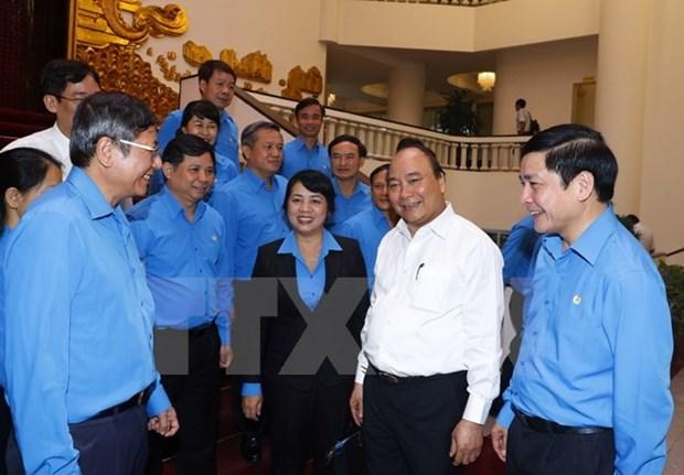 Le gouvernement s'interesse toujours a l'amelioration de la vie des travailleurs hinh anh 1