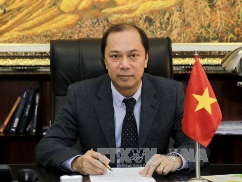 Le Vietnam co-preside le 15e Forum de l'Asie de l'Est hinh anh 1