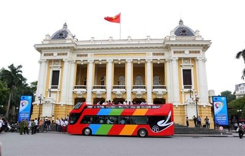 Decouvrez le meilleur de la capitale vietnamienne en bus a imperiale hinh anh 1