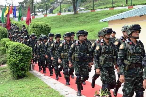 L'Inde et la Thailande debutent leurs manoeuvres militaires conjointes hinh anh 1