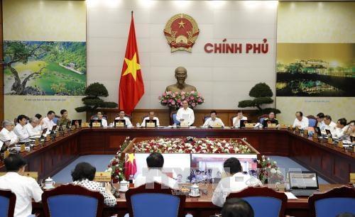 Le PM Nguyen Xuan Phuc demande de publier au plus tot l'etat des lieux de la mer du Centre hinh anh 1