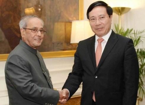Le vice-PM Pham Binh Minh plaide pour des liens accrus Vietnam-Inde, ASEAN-Inde hinh anh 1