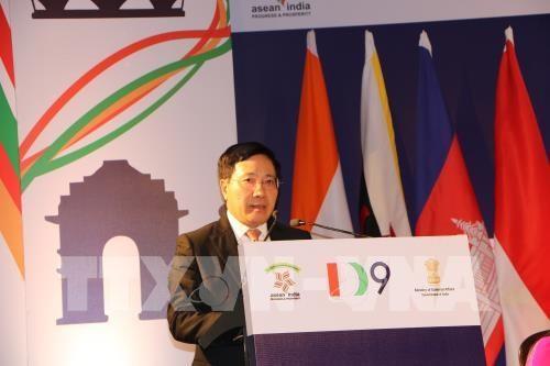 Le vice-PM Pham Binh Minh plaide pour des liens accrus Vietnam-Inde, ASEAN-Inde hinh anh 2