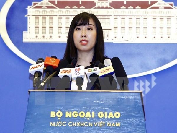 Demander aux Philippines de verifier les informations sur le meurtre de deux marins vietnamiens hinh anh 1