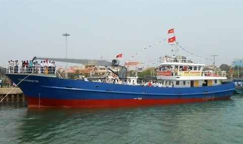 Le PM demande d'enqueter sur la construction des bateaux de peche de faible qualite hinh anh 1
