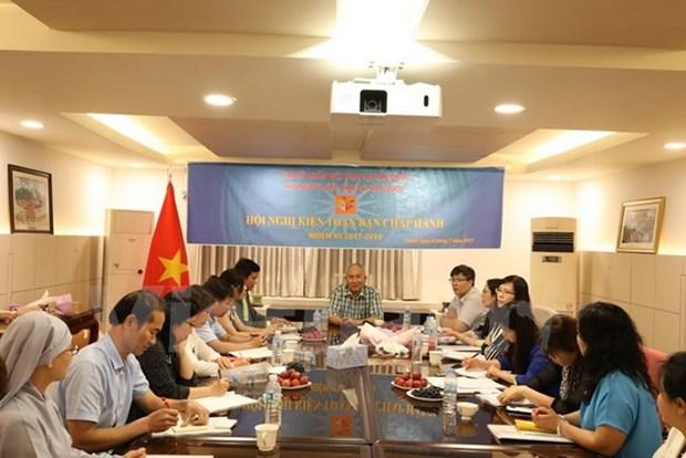 Unis pour promouvoir les liens Vietnam-Republique de Coree hinh anh 1
