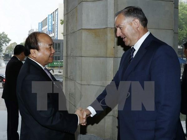 Le Vietnam veut promouvoir une cooperation integrale avec les Pays-Bas hinh anh 1