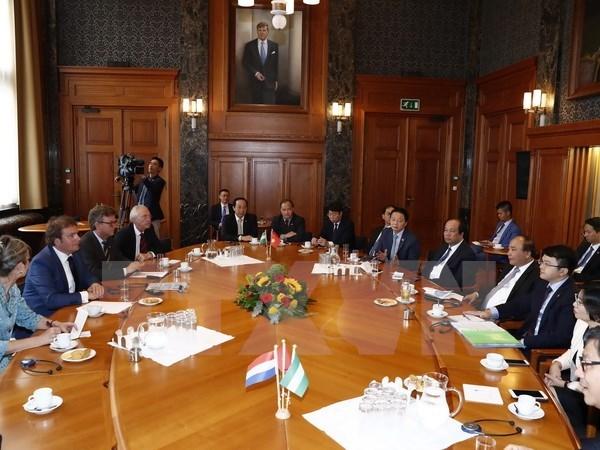 Le Vietnam veut promouvoir une cooperation integrale avec les Pays-Bas hinh anh 2