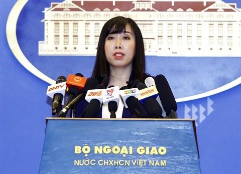Le Vietnam demande aux Philippines d'assurer la securite de ses citoyens detenus en otage hinh anh 1