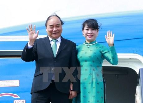 Le PM vietnamien termine avec succes sa visite aux Pays-Bas hinh anh 1