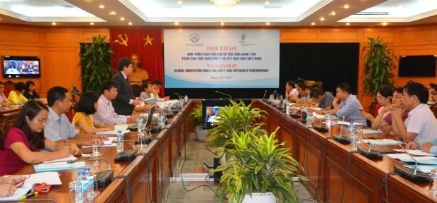 Le Vietnam progresse de 12 places dans l'Indice mondial de l'innovation hinh anh 1