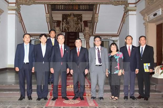 Le chef du gouvernement espere un nouveau flux d'investissement japonais hinh anh 2
