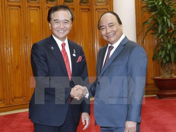 Le chef du gouvernement espere un nouveau flux d'investissement japonais hinh anh 1