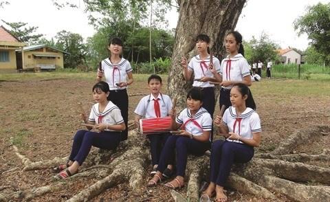 La preservation du chant folklorique de Phu Le sur une bonne note hinh anh 2