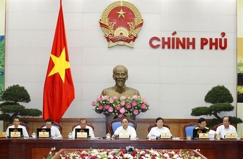 Le gouvernement maintient le cap de la croissance en 2017 hinh anh 1
