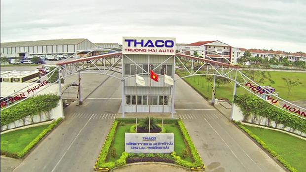 Thaco Truong Hai met les gaz pour stimuler l'economie de Quang Nam hinh anh 1