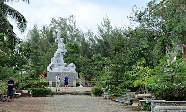 D'un lieu de memoire a l'autre a Quang Ngai, dans le Centre hinh anh 3