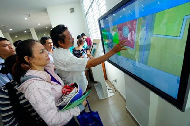 Comment l'e-gouvernement rend service a la population hinh anh 1