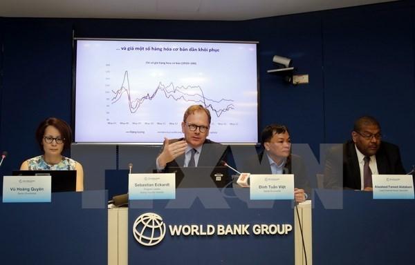 La Banque mondiale table sur 6,3% de croissance en 2017 au Vietnam hinh anh 1