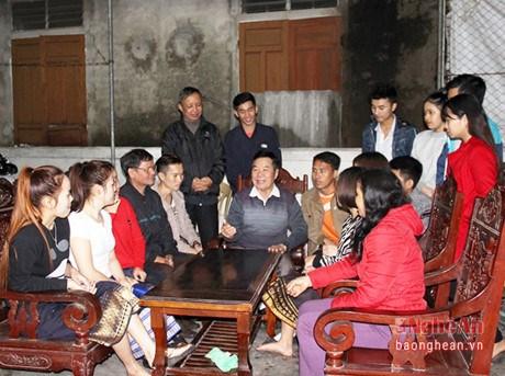 Au nom de l'amitie vietnamo-laotienne hinh anh 1