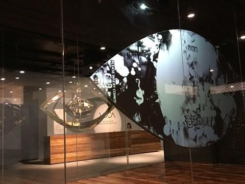 The Foliage, petit univers de l'art contemporain a Hanoi hinh anh 2