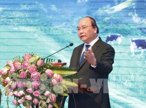 A Son La, le Premier ministre Nguyen Xuan Phuc montre la voie hinh anh 1