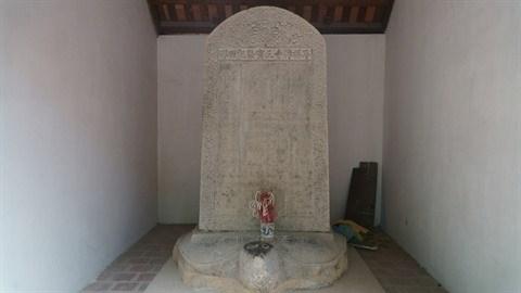 Ce que disent les steles de l'ancien Kinh Bac hinh anh 2