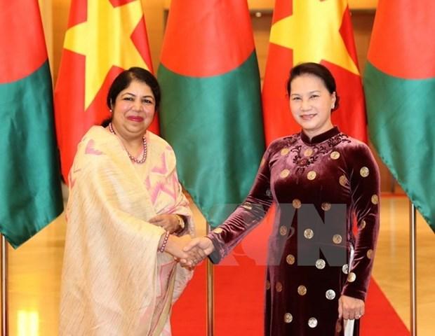 L'AN vietnamienne soutient une cooperation renforcee avec le Bangladesh hinh anh 1
