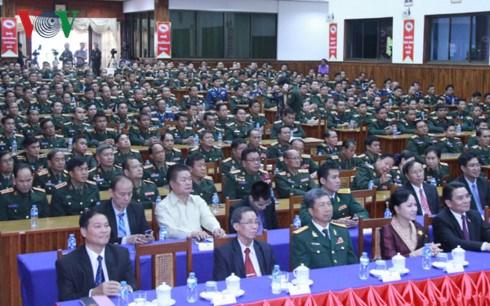 Le Laos celebre ses relations speciales avec le Vietnam hinh anh 2