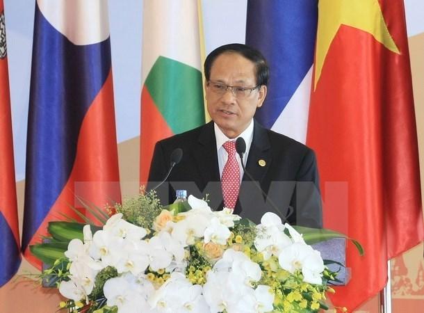 Le secretaire general de l'ASEAN apprecie le role du Vietnam hinh anh 1
