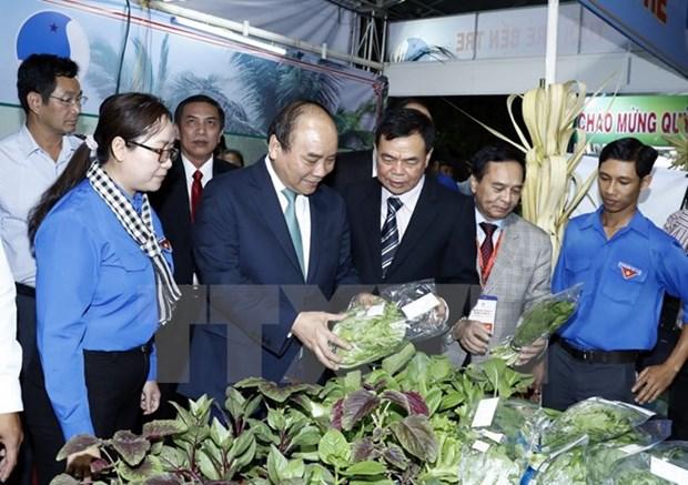 Le Premier ministre Nguyen Xuan Phuc appelle a creer un