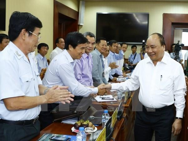Ba Ria-Vung Tau exhortee a atteindre une croissance plus elevee en 2017 hinh anh 1