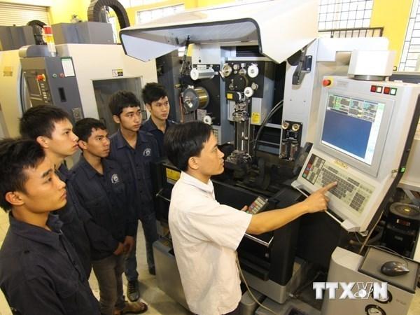 Le Vietnam et Taiwan cooperent dans la formation professionnelle hinh anh 1