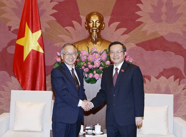Audit: Vietnam et Japon intensifient la cooperation hinh anh 1