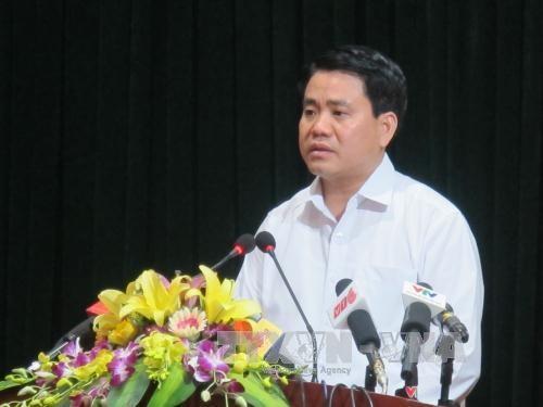 L'Inspection de Hanoi tranche sur le dossier foncier a Mieu Mon hinh anh 1
