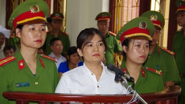 Une Vietnamienne condamnee pour propagande contre l'Etat hinh anh 1