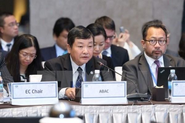 APEC : Le Vietnam appelle a un engagement continu de l'ABAC hinh anh 1