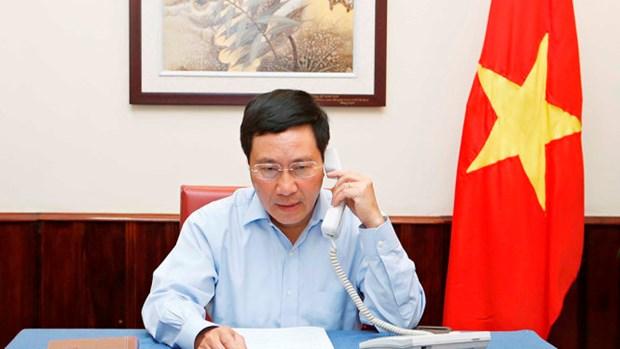 Le Vietnam demande a l'Indonesie d'enqueter sur des tirs contre ses pecheurs hinh anh 1