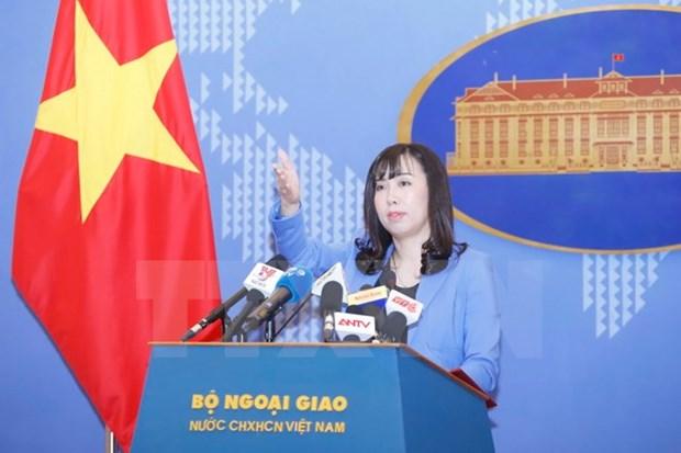 Le Vietnam defend ses activites petrolieres dans ses eaux hinh anh 1